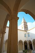 Cloister Of The Friars Minor, Piran