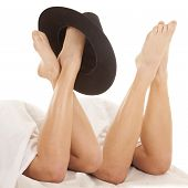Legs With Hat