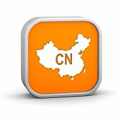 International Country Code Sign - China