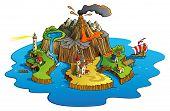 Isla de maravilla