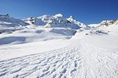 picture of ou  - Winter landscape in the An - JPG