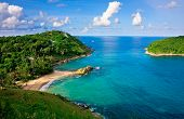 Beautiful Tropical Beach In Phuket