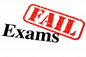 Failed Exams