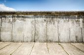 Remaining Elements Of The Berlin Wall