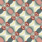 Vector Tile Pattern Design