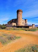 Castle In Colonia Guell