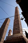 Two Towers - Asinelli and Garisenda, Bologna