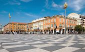 Nice - Place Massena