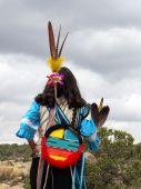 Buffalo Dance Woman