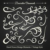 Decorative Ornaments - Halkboard 3