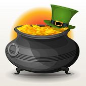 St. Patrick's Day Cauldron
