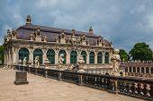 Zwinger Palace,