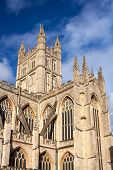 Bath Abbey Somerset England