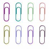 Color Paper Clip