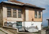 Traditional architecture at krushevo FYROM