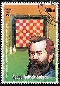 Steinitz Stamp