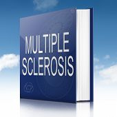 Multiple Sclerosis Concept.