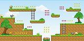 2D Tileset Platform Game 30.eps