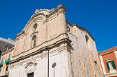 Church of St. Francesco. Monopoli. Puglia. Italy.