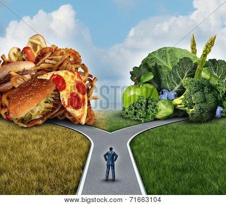 Diet Decision poster
