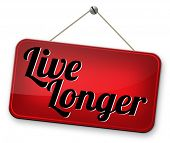 live long healthy lifestyle