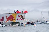 Cascais Com Asas Team At The Red Bull Flugtag