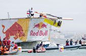 28 Badjoras Team At The Red Bull Flugtag