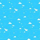 Seamless Cloudscape
