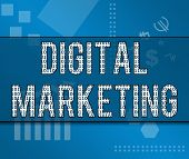 Digital Marketing Binary Business Theme