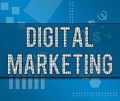 Digital Marketing Binary Business Theme