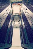 Racks In The Data Center