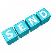 Send Blue Puzzle