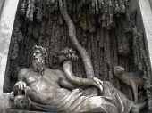Four Fountains, Rome