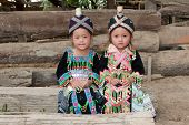 picture of hmong  - Girls from Asia Hmong - JPG