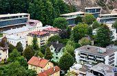 Architectural detail of Salzburg, Austria, Europe