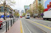 Market Street, Downtown San Francisco