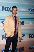 LOS ANGELES - SEP 8:  Wilson Cruz at the 2014 FOX Fall Eco-Casino at The Bungalow on September 8, 20