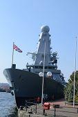 HMS Duncan Military ship
