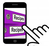 Recipes Folders Displays Meals And Cooking Instructions