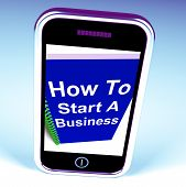 How To Start A Business Phone Shows Starting Strategy