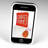 Twenty Percent Off Bag Displays Online 20 Sales And Discounts