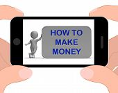foto of prosperity  - How To Make Money Phone Meaning Prosper And Generate Income - JPG