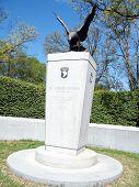 Arlington Cemetery 101St Airborne Memorial 2010