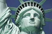 Постер, плакат: Usa New York Statue Of Liberty