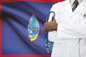 pic of guam  - Concept of national healthcare system  - JPG