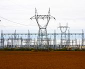 Electrical Power Towers