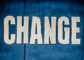 Conceptual Change Sign