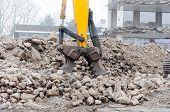Excavators Pliers