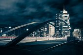 picture of bridge  - One Night in Hamburg - JPG