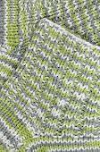 Knitted Socks, Detail, vertical